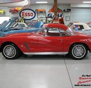 1962 Chevrolet Corvette for sale 100820892