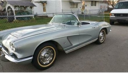 1962 Chevrolet Corvette Convertible for sale 100826121