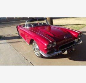 1962 Chevrolet Corvette for sale 100962170