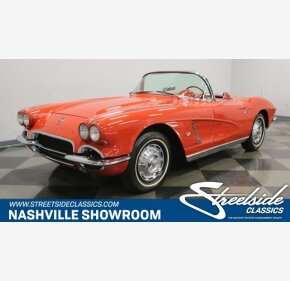 1962 Chevrolet Corvette for sale 101035661
