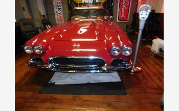 1962 Chevrolet Corvette Convertible for sale 101064570