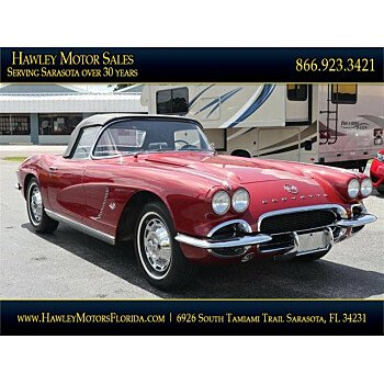 1962 Chevrolet Corvette for sale 101206480