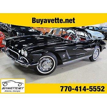 1962 Chevrolet Corvette for sale 101240660