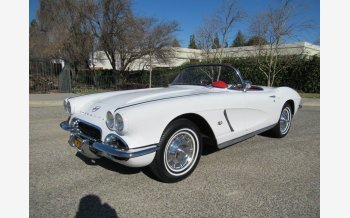 1962 Chevrolet Corvette Convertible for sale 101271713
