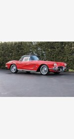 1962 Chevrolet Corvette for sale 101275901