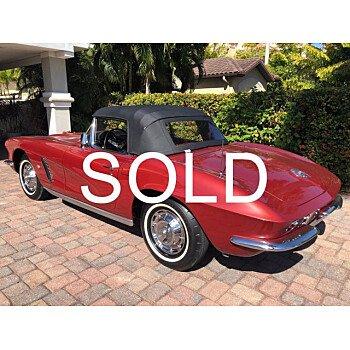 1962 Chevrolet Corvette for sale 101307692