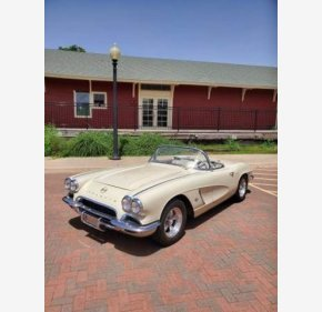 1962 Chevrolet Corvette for sale 101342795