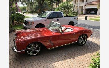 1962 Chevrolet Corvette Convertible for sale 101350529