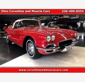 1962 Chevrolet Corvette Convertible for sale 101384996
