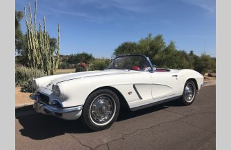 1962 Chevrolet Corvette Convertible for sale 101388073