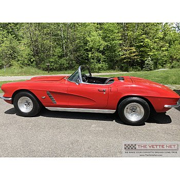 1962 Chevrolet Corvette Convertible for sale 101388168