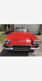 1962 Chevrolet Corvette Convertible for sale 101388168