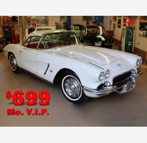 1962 Chevrolet Corvette for sale 101402889