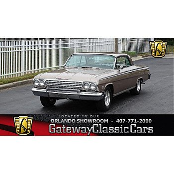 1962 Chevrolet Impala for sale 100964977