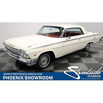 1962 Chevrolet Impala for sale 101025062