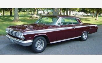 1962 Chevrolet Impala for sale 100831346