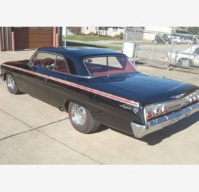 1962 Chevrolet Impala for sale 101000582