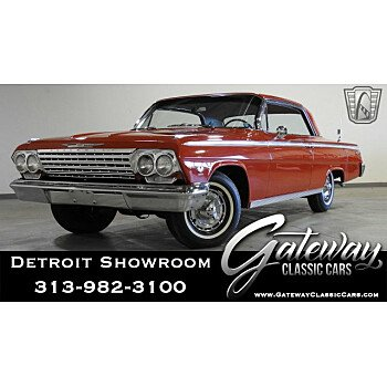 1962 Chevrolet Impala SS for sale 101097457