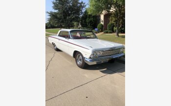 1962 Chevrolet Impala Coupe for sale 101231284