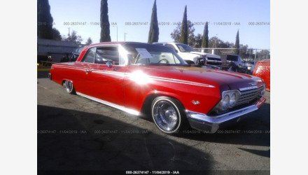 1962 Chevrolet Impala for sale 101292619