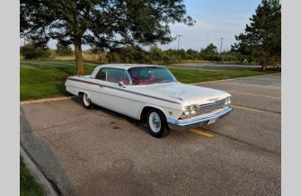 1962 Chevrolet Impala Coupe for sale 101296985