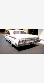1962 Chevrolet Impala Convertible for sale 101309508