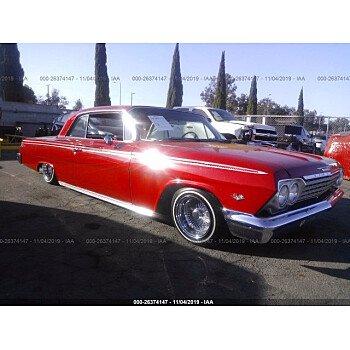 1962 Chevrolet Impala for sale 101346688
