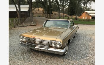 1962 Chevrolet Impala Coupe for sale 101369376