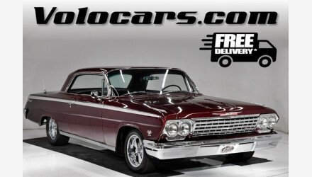 1962 Chevrolet Impala SS for sale 101450185