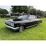 1962 Chevrolet Impala Coupe for sale 101595354