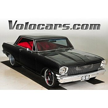 1962 Chevrolet Nova for sale 101017199