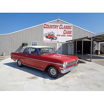 1962 Chevrolet Nova for sale 101178105
