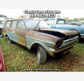 1962 Chevrolet Nova for sale 101018074