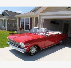 1962 Chevrolet Nova for sale 101072217