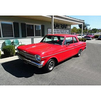 1962 Chevrolet Nova for sale 101086747