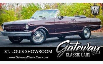 1962 Chevrolet Nova for sale 101237197