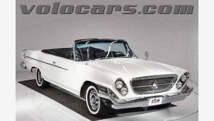 1962 Chrysler 300 for sale 101210121