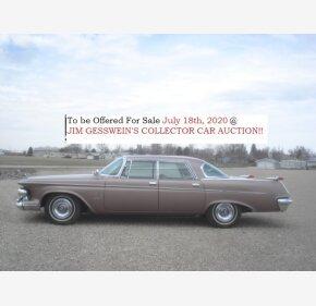 1962 Chrysler Imperial for sale 101292709