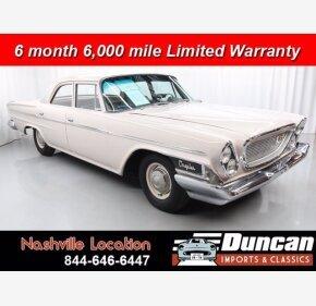 1962 Chrysler Newport for sale 101382687