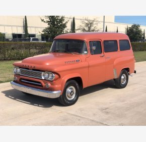 1962 Dodge D/W Truck for sale 101347266