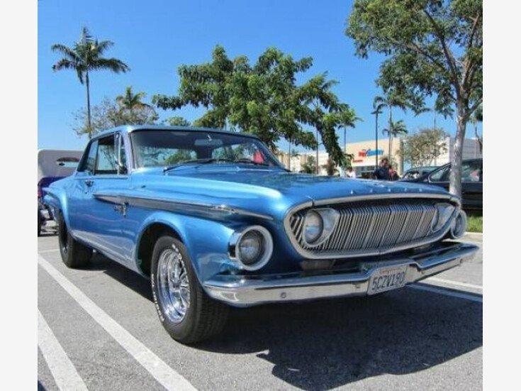 1962 Dodge Dart For Sale Near Cadillac Michigan 49601 Classics On