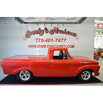 1962 Ford F100 for sale 100953480