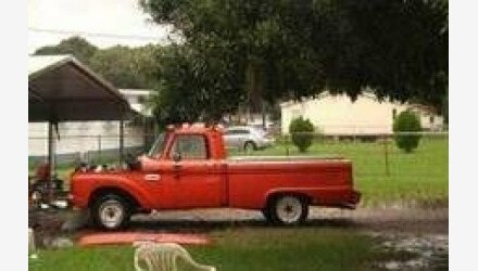 1962 Ford F100 for sale 100826984