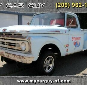 1962 Ford F100 for sale 100891118