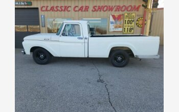 1962 Ford F100 for sale 101079310