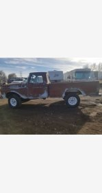 1962 Ford F100 for sale 101102992