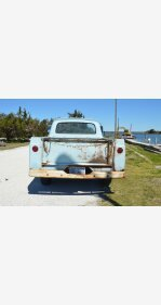 1962 Ford F100 2WD Regular Cab for sale 101113143