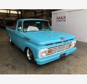 1962 Ford F100 for sale 101117341