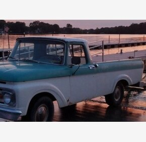 1962 Ford F100 for sale 101257238
