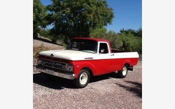 1962 Ford F100 2WD Regular Cab for sale 101259783